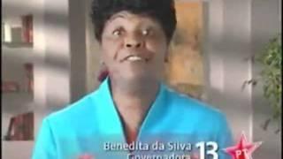Campanha Benedita da Silva