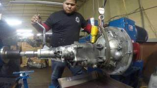 T10 Transmission Dyno Test