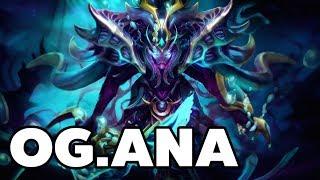 OG.ANA Spectre Dota2 Gameplay