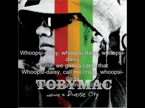 Catch-A-Fire (Whoopsi-daisy) With Lyrics