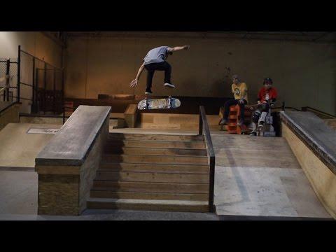 Chase Jones at Modern skatepark