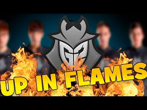 FUNNY/FAIL MOMENTS WORLDS - WEEK 2 DAY 1 | G2 UP IN FLAMES!? | League of Legends 2016