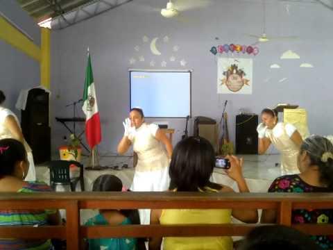 Coreografia Canto I.D.P. tuxtepec