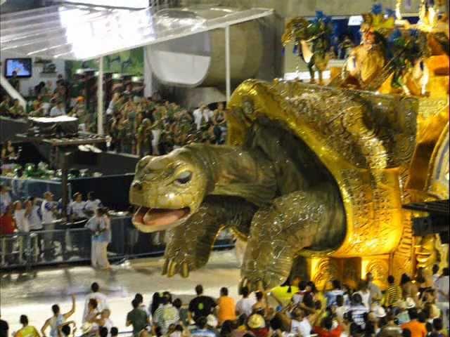 CARNAVAL RIO DE JANEIRO 2011  en vivo
