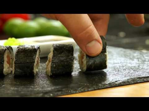 Porada - Sushi Maki I California Rolls (porady Kulinarne Przepisy.pl)
