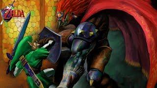 [N64] The Legend of Zelda Ocarina of Time - Longplay