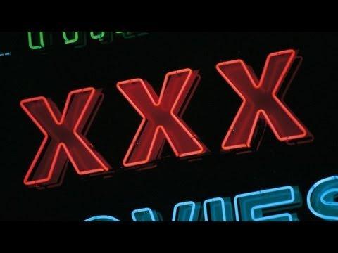 FLICK TRIP: XXX HARDCORE VIDEO RENTAL STORE.