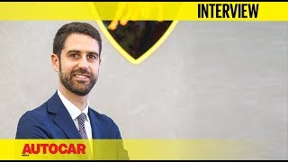 Matteo Ortenzi - CEO, APAC Region, Lamborghini | Interview | Autocar India