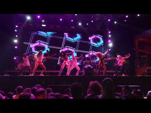 Ballet da Anitta -  Show Siriguella em Fortaleza