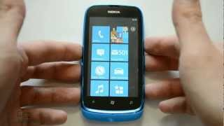 Обзор Nokia Lumia 610 (review)