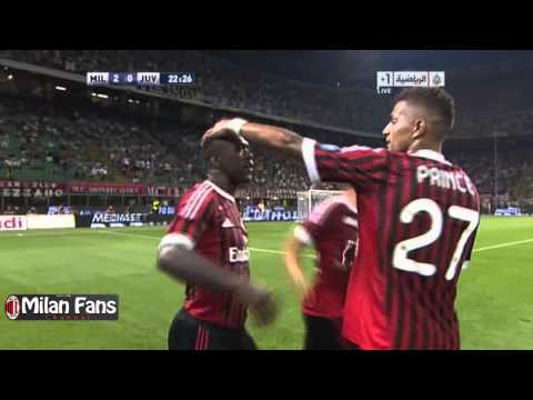 AC Milan VS Juventus ( 2-1 ) All Goals Highlights Luigi Berlusconi Cup 2011 HD