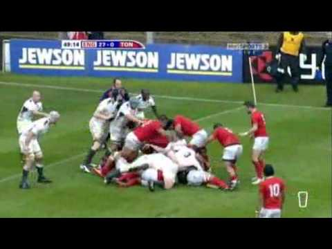 England Saxons v Tonga Highlights - Churchill Cup