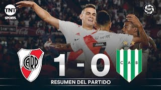 Resumen de River vs Banfield (1-0) | Fecha 20 - Superliga Argentina 2019/2020