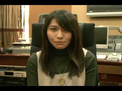 中島 愛 Megumi NAKAJIMA /「ノスタルジア」PV企画告知コメント