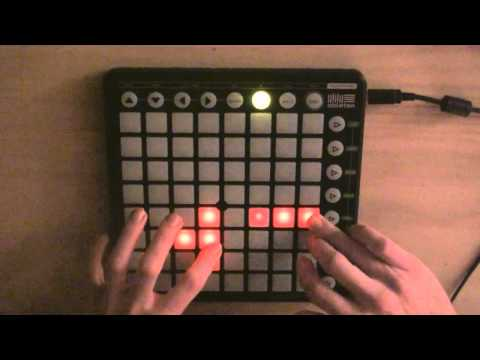 Skrillex - First Of The Year (equinox) Launchpad Cover video