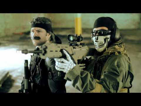 We're on facebook now! http://www.facebook.com/beatdownboogie MODERN WAR GEAR SOLID DVDS AVAILABLE AT: http://www.beatdownboogie.com/bdbstore/ MODERN WAR GEA...