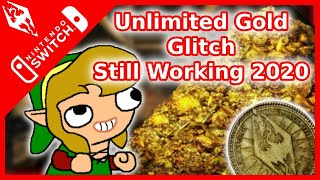 Skyrim Nintendo Switch Edition - UNLIMITED GOLD Glitch - Works on Xbox One & PS4 !