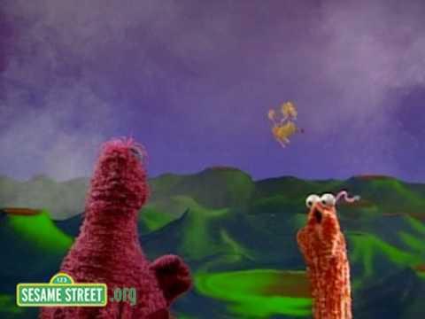 Sesame Street - Telly