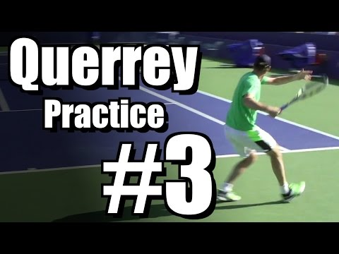 Sam Querrey | Forehand and Backhand #3 | Western & Southern Open 2014