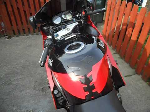 zx6r j1 lots of mods.belongs to rolsie..