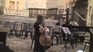 GRIEG Cello Sonata - Rosa B. Forriol