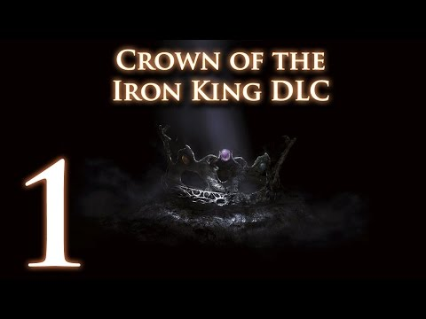 Let's Play Dark Souls 2: Crown of the Old Iron King (#1) - Dear Flame