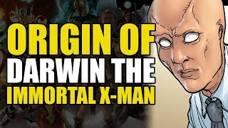 Origin of Darwin: The Indestructible X-Man (X-Men Origins)