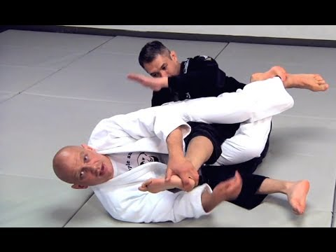 The 2 Best Leglocks to Use Vs. de la Riva Guard Image 1