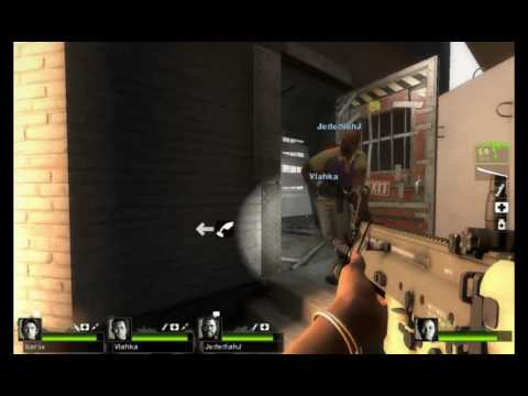 Left 4 Dead 2 Funny Moments
