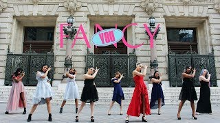 TWICE (트와이스) - FANCY (팬시) Dance Cover by RISIN' CREW from FRANCE
