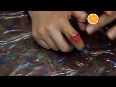 طريقة عمل خدعة الاصبع المكسورة والمعلقة Music Videos