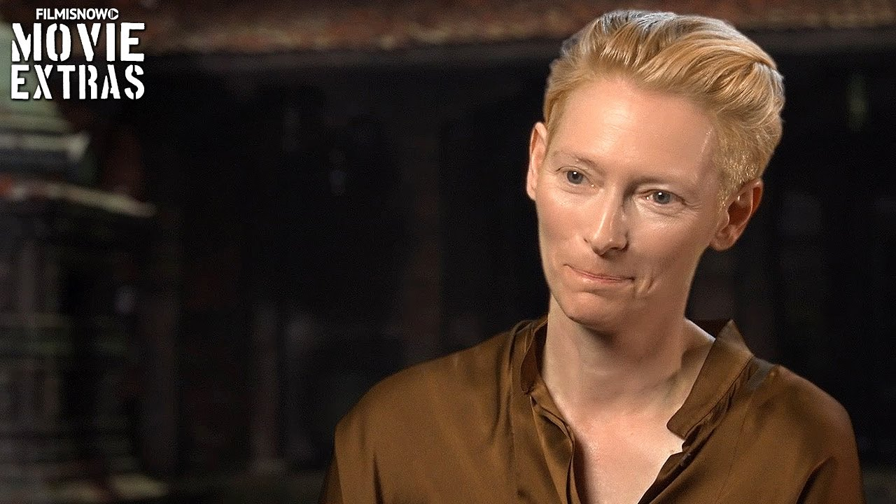 Doctor Strange | On-set visit with Tilda Swinton 'The Ancient One'
