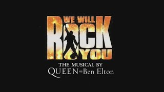 We Will Rock You: UK Tour 2019/2020
