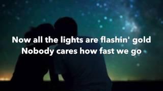 Sam Hunt - Leave The Night On (lyrics)