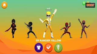 Trò chơi biệt đội siêu nhân chạy lụm vàng - culytv chơi game Smashing Rush