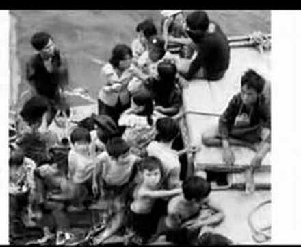 Vietnamese Boatpeople
