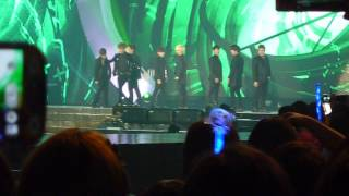 Super Junior - Sexy Free & Single@2012 Mnet Asian Music Awards MAMA in Hong Kong