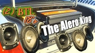 "Download Lagu Ryan's Fi BTL 18's | INSANE BASS FLEX w/ 2 Crescendo 3500 Amps | 18"" Subwoofers SBN 2012 Gratis STAFABAND"