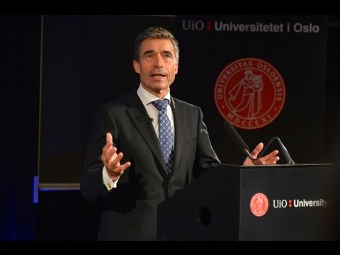 Why Europe needs to step up for security - Speech by NATO Secretary General