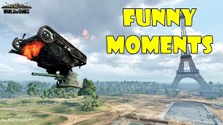 World of Tanks - Funny Moments | Week 1 April 2017
