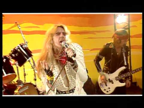 Saxon - Just Let Me Rock
