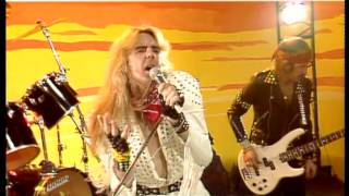 Watch Saxon Just Let Me Rock video