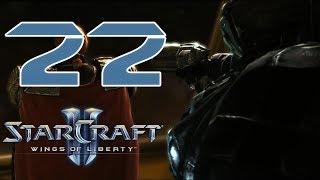 Прохождение StarCraft 2: Wings of Liberty #22 - Сверхновая [Эксперт]