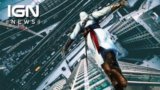 Assassin's Creed Anime Announced - IGN News