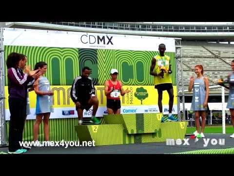Maratón Internacional de la Ciudad de México 2014