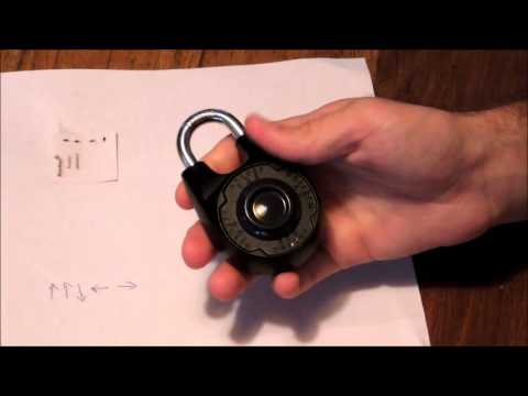 Common Mistakes in Changing the Combination -Knollan and Master Lock.wmv