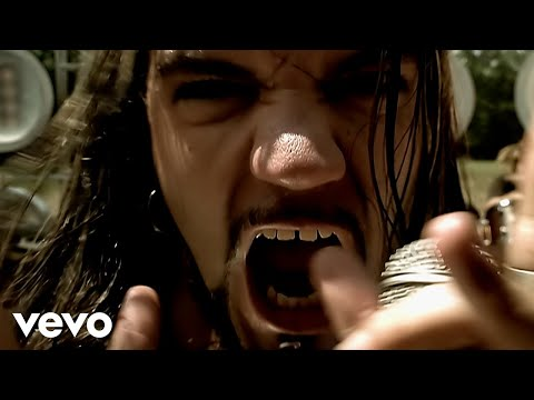 Saliva - Click Click Boom online metal music video by SALIVA