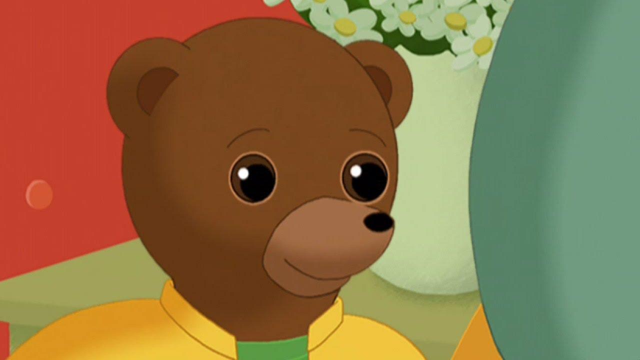20min de petit ours brun compilation 7 pisodes 4 youtube - Dessin petit ours ...