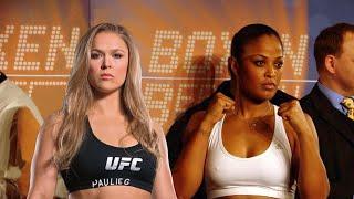 [UFC 2015: Ronda Rousey versus Laila Ali Full Fight Breakdown...] Video