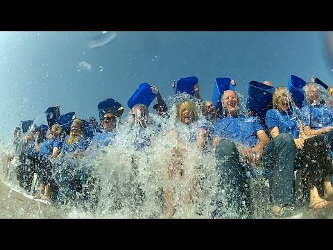 Southwest Airlines responds to the #IceBucketChallenge